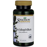 "Пробиотик ""Ацидофилус"" (произв. Swanson)"