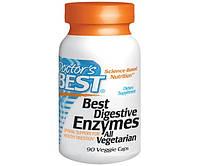 Doctor's BESTЭнзимы Digestive Enzymes (90 veg caps)