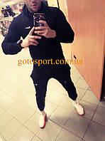 Мужской спортивный костюм Nike Black