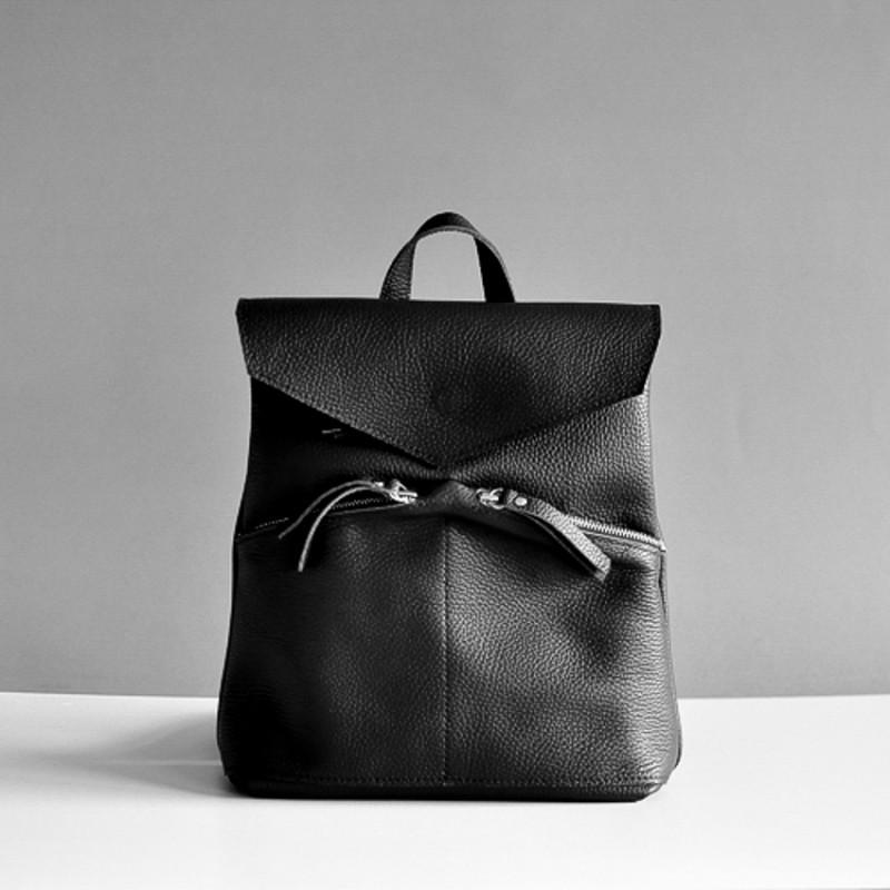 Кожаный рюкзак сумка Balance