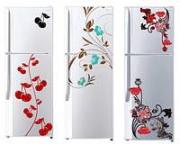 Наклейки на холодильник, фото 1