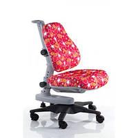 Кресло обивка красная с звёздочками MEALUX NewtonY-818 ST
