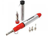 Intertool GB-0005 недорогий газовий пальник (міні-паяльник)