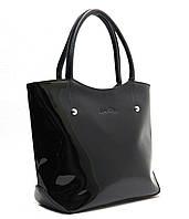 Женская лаковая сумка 303