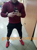 Мужской спортивный костюм Nike red