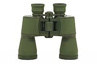 Бинокль универсальный 20x50 - BASSELL (зелёный)