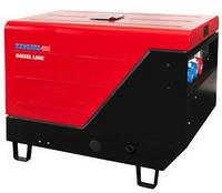 Дизельный электрогенератор Endress ESE 1006 LS-GT ES ISO Diesel с двигателем Lombardini 25LD330