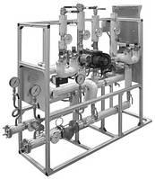 Индивидуальные блочные тепловые пункты Meibes HW AF Т-H отопление+ГВС до 300 кВт