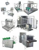 Гигиеническое оборудование для предприятий пищевой промышленности