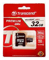 """Флешнакопитель  """"Microsoft Transcend"""" 32 gb без адаптера"""