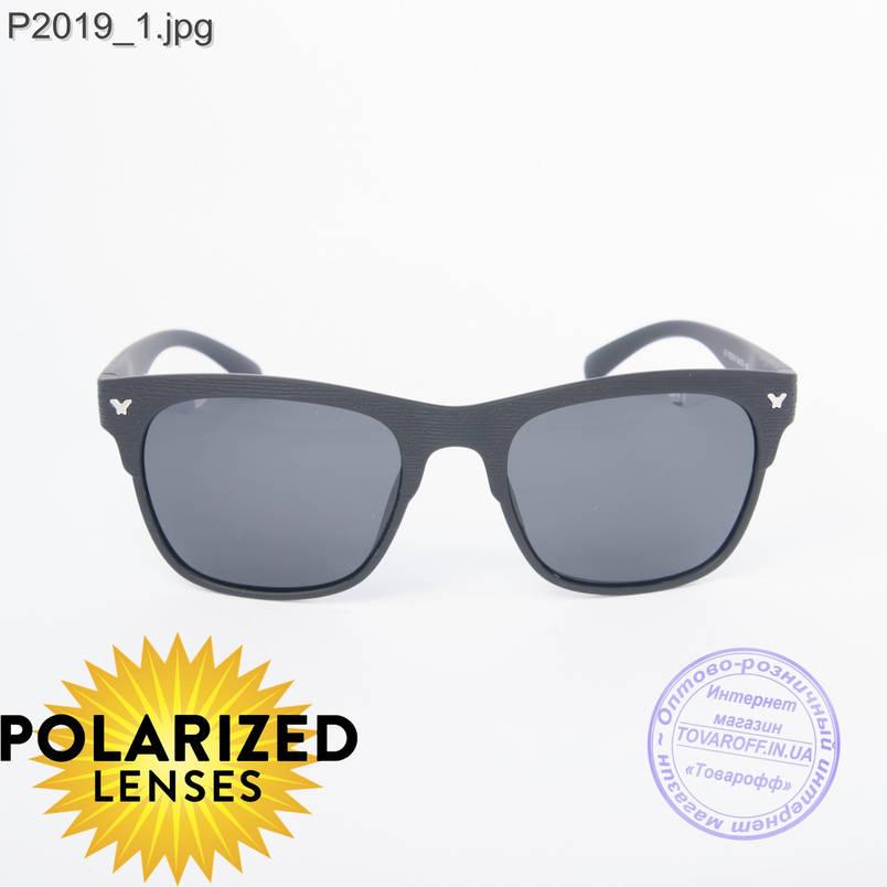 Оптом черные мужские поляризационные очки - 2019, фото 2