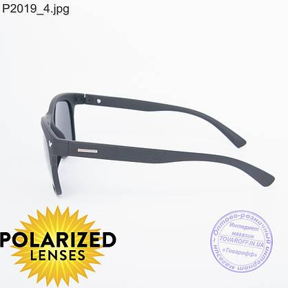 Оптом черные мужские поляризационные очки - 2019, фото 3