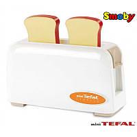 Тостер игрушечный Mini Tefal Smoby 24545