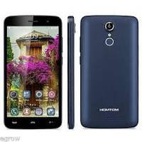 Телефон  Homtom HT17 Blue 5'5 1 ГБ/8 ГБ 3000 МаЧ