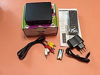 Цифровой ТВ ресивер Т2 World Vision Т54М с форматами HD/DVB-T/T2 (без информационного дисплея), фото 1