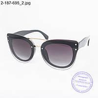 Оптом стильные солнцезащитные очки - 2-187-695