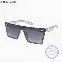 Оптом модные квадратные солнцезащитные очки - 2-1623