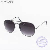 Оптом солнцезащитные очки Авиатор - 2-230-7