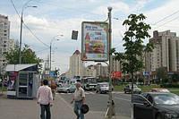 Ситилайты на Оболонском проспекте