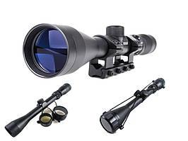 Оптический прицел Target 3-9x40 ZOOM + монтажная планка