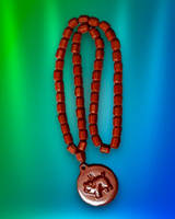 Ожерелье турманиевое (М-4)