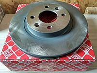 Тормозной диск  Dacia Logan (вентилируемый d=259)(09073)(передний)