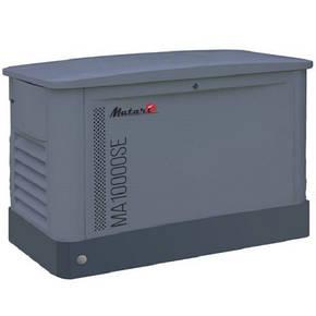Бензиновый генератор Matari MA10000SE-ATS (12 кВт), фото 2