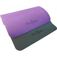 Мат для йоги POWER SYSTEM YOGA MAT PREMIUM PS-4056