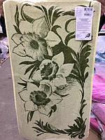Полотенце махровое ТМ Речицкий текстиль, Нарцисс, 50х90 см
