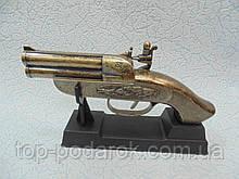 Пистолет зажигалка  размер 18*10*4