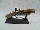 Пистолет зажигалка  размер 18*10*4, фото 3