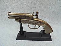 Пистолет зажигалка  размер 18*12*4