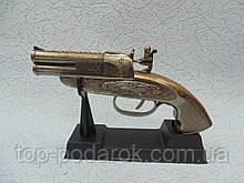 Пістолет запальничка розмір 18*12*4