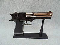 Пистолет зажигалка  размер 21*14*4