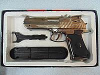 Пистолет зажигалка  размер 19*14*4