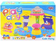 Пластилин для лепки Play Clay 6822