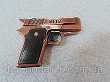 Пистолет зажигалка  размер 6*8