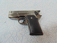 Пистолет зажигалка размер 8*6 см