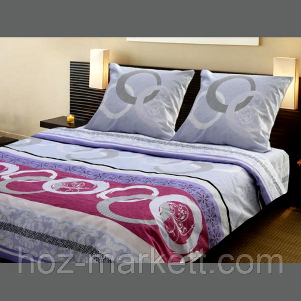 Комплект постельного белья Евро ТЕП 927