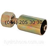Муфта, резьба UN FS, с уплотнительным кольцом, 5701, фото 2