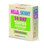 Набор TEATOX PROGRAM 14 day Original (для схуднення та очищення) набор для похудения