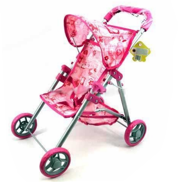 Дитяча коляска для ляльок 9304 D