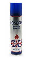 Газ London 300 ml ZA19300