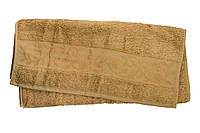 "Полотенце ""Hanibaba"" бамбук 50x90 темно-бежевое"