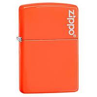 Зажигалка Zippo 28888 ZL Orange Shiny
