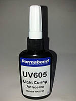 Клей для ремонта трещин лобового стекла Permabond UV605