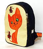 Дитячий рюкзак кошеня, фото 2