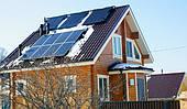 Приобритение солнечной электростанции для дома.