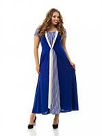 Женское платье большого размера арт 859 (48-74)