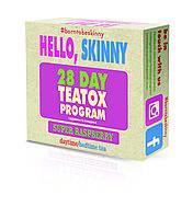 Набір TEATOX PROGRAM 28 day SUPER RASPBERRY (для схуднення та очищення)